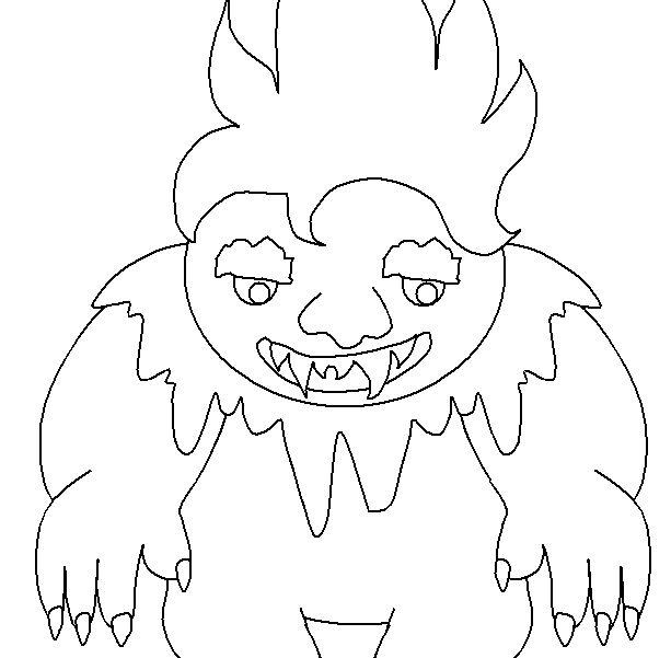 Trolls 1 Fantasy