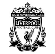 Liverpool F.C Coloring Page