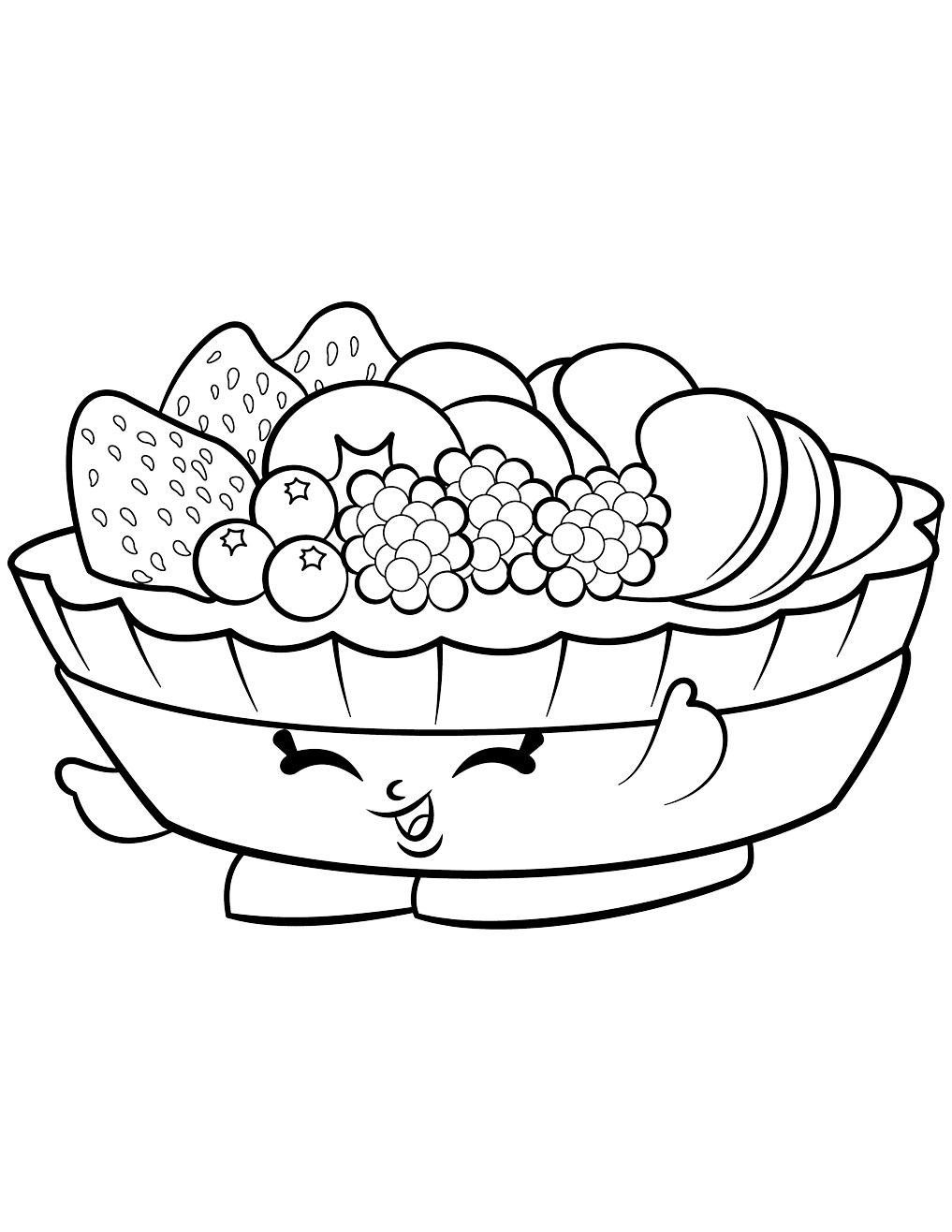 Fifi Fruit Tart Shopkin Season 2
