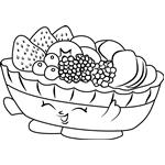 Fifi Fruit Tart Shopkins