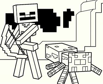 Fight Minecraft