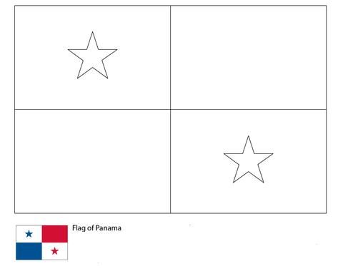 Flag of Panama-World Cup 2018