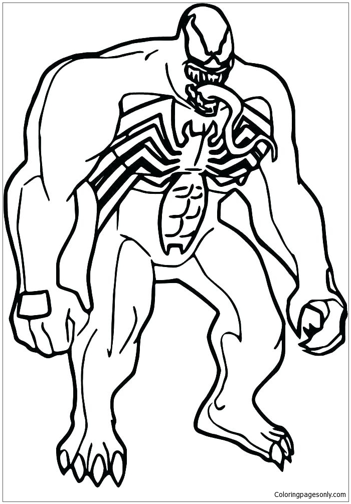 Flash Superhero Coloring Page Free Coloring Pages Online