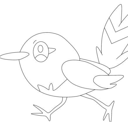 Fletchling Pokemon