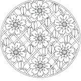Flower Mandala 11