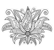 Flower Mandala 7