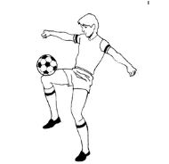 Football World Cup Coloring Page