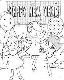 For Kids New Year Eventa2f3
