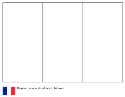 Flag of France-World Cup 2018
