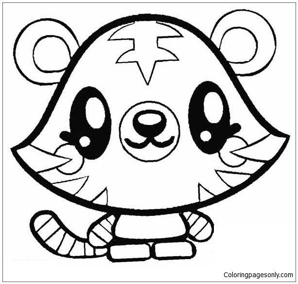 Fresh Cookie Monster Coloring Page - Free Coloring Pages Online