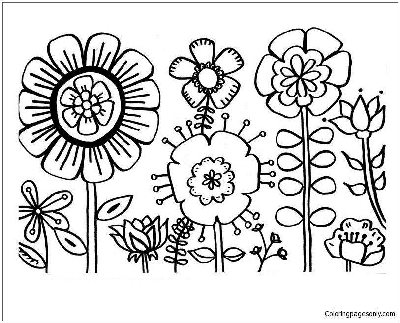 Fresh Summer Coloring Pages Nature Seasons Coloring Pages Free Printable Coloring Pages Online
