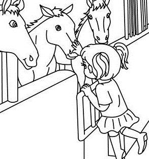 Girl Love Horses