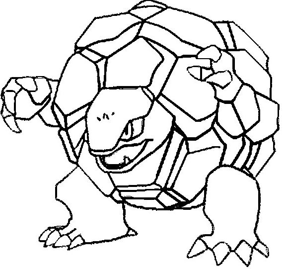 Golem Pokemon