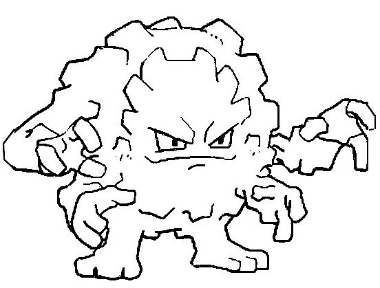 Graveler Pokemon