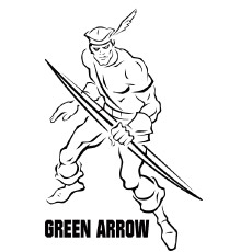 Green Arrow Partner to Batman