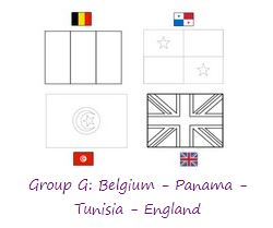 Group G World Cup 2018