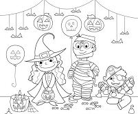 Halloween Costume Party Ideas For Kids