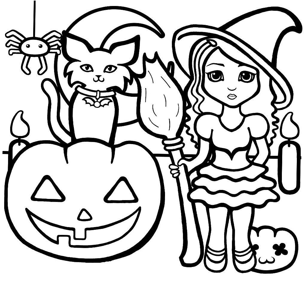 Berenstain Bears Halloween Coloring Pages - Coloring Home | 948x1017