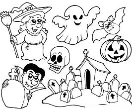 Halloween Preschools