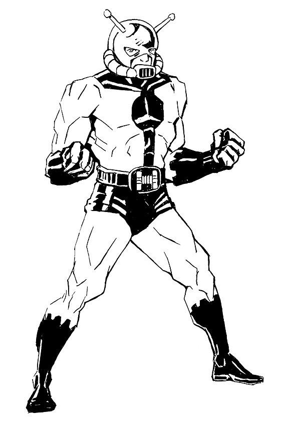 Hank Pym Avengers