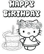 Happy Birthday Hello Kitty 4
