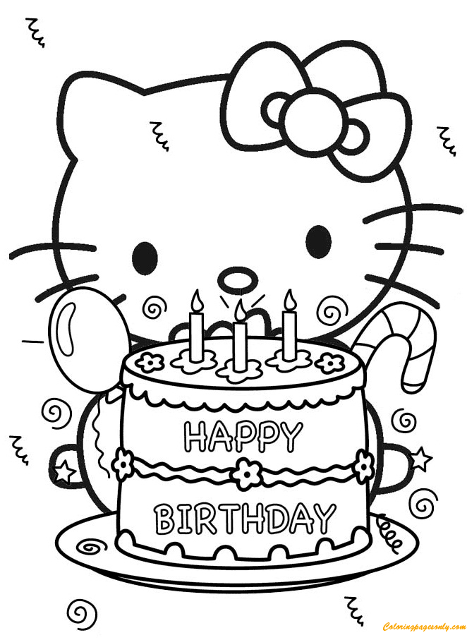 happy birthday hello kitty00