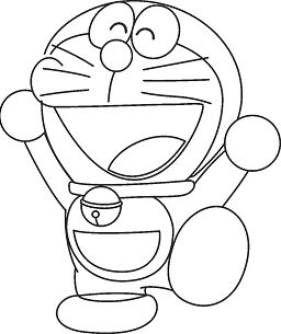 Happy Doraemon