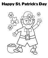 Happy St. Patrick s Day Leprechaun