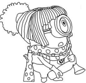 Harajuku Minion