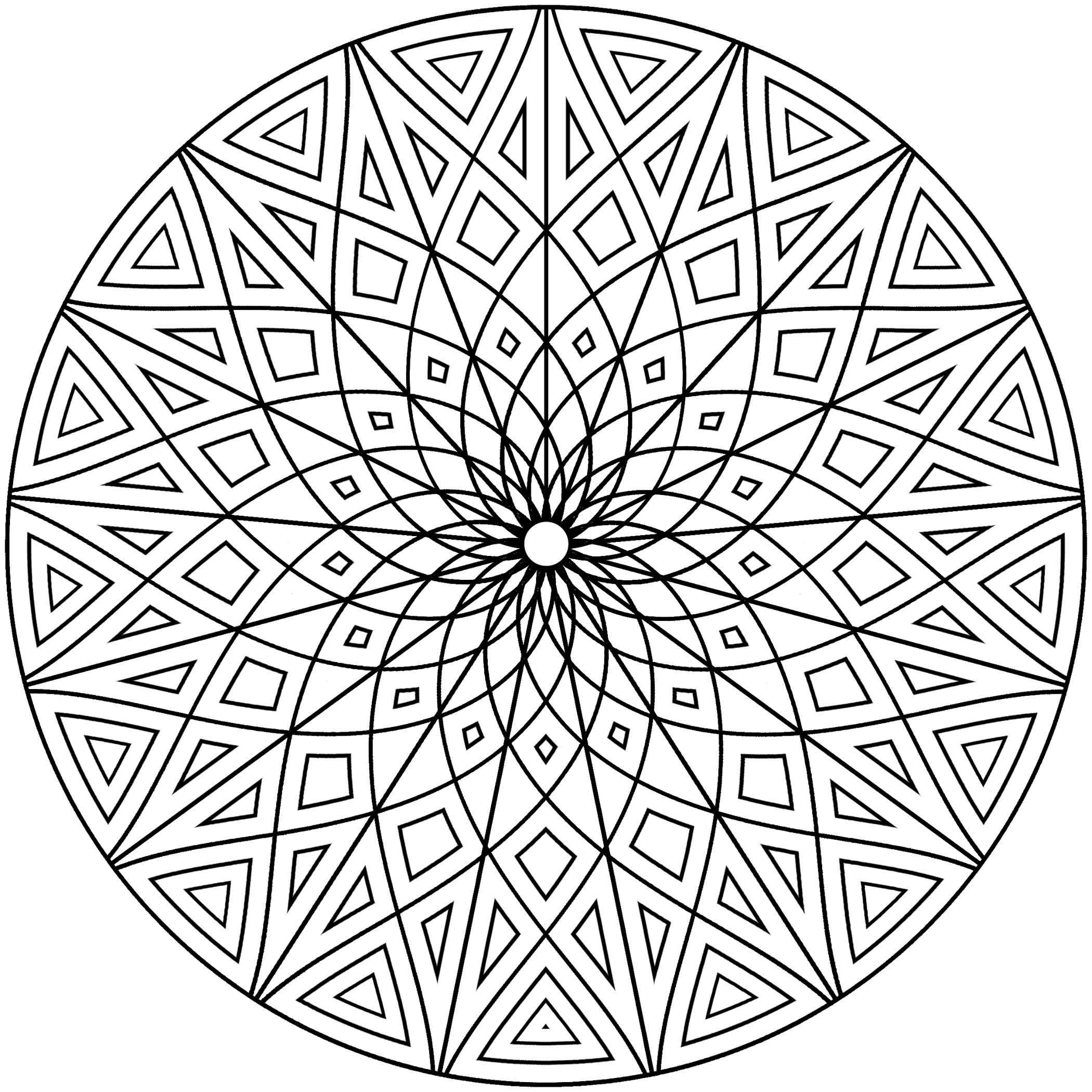 Hard Geometric Designs