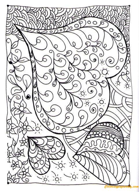 Mandala Vase Design