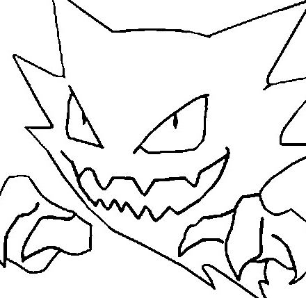 Haunter Pokemon