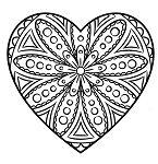 Heart Mandala 1