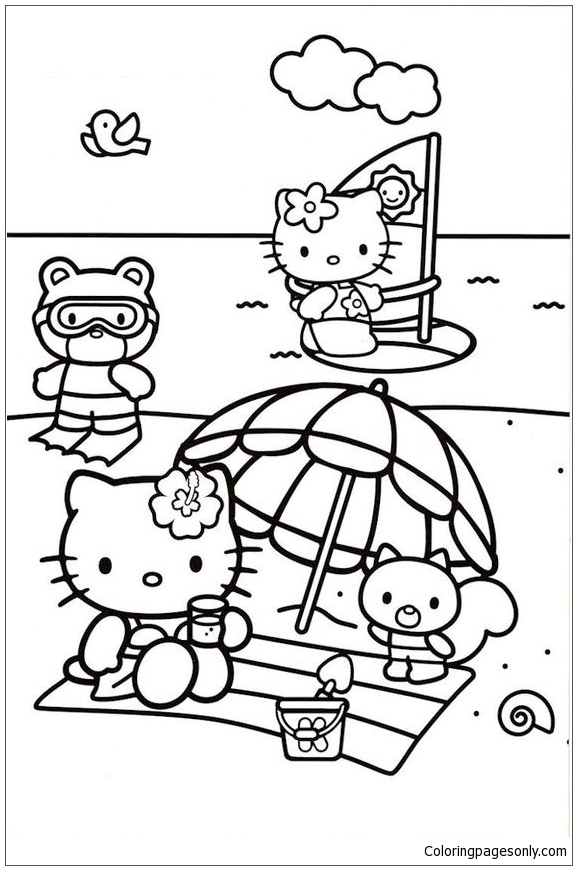 coloring pages : Full Size Printable Coloring Pages Lovely ...   870x577