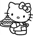 Hello Kitty Apple Pie