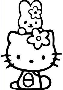 Hello Kitty Baby Bunny
