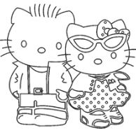 Hello Kitty Best Friends Forever
