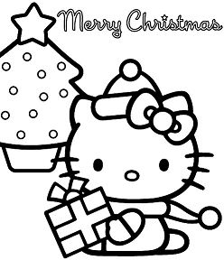 Hello Kitty Christmas 3
