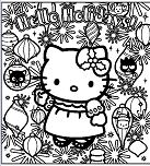 Hello Kitty Christmas 5