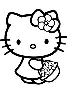 Hello Kitty Cute 1