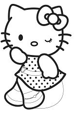 Hello Kitty cute 2