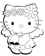 Hello Kitty cute 3