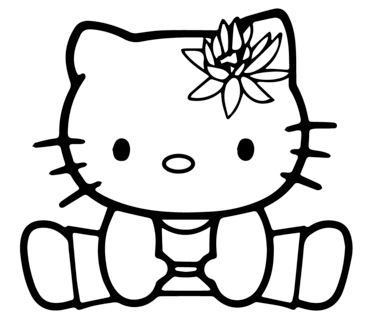 Hello Kitty Exercise