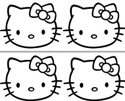 Hello Kitty Face 1