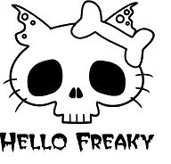 Hello Kitty Freaky