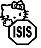 Hello Kitty Fuck ISIS Terrorist