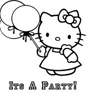 Hello Kitty Go To Party