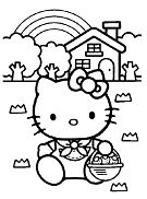 Hello Kitty Go To Play