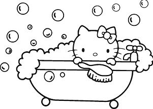 Hello Kitty Ice Skating Coloring Pages Cartoons Coloring Pages Free Printable Coloring Pages Online