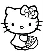 Hello Kitty Lovely